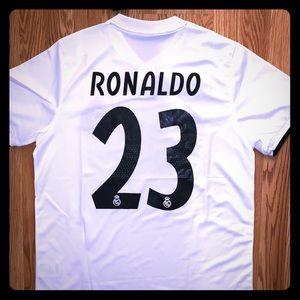 Adidas Ronaldo #23 Jersey Jordan Size XL